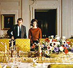 THE WHITE HOUSE - Jackie Kennedy Restoration